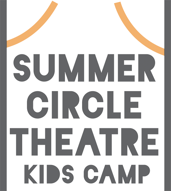 summer circle theatre kids camp logo