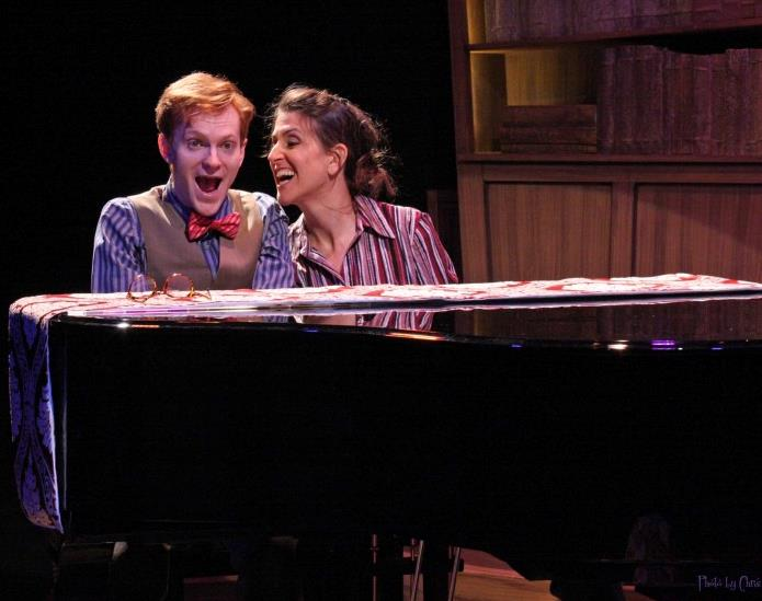 Alum Invited to Join Prestigious Musical Theatre Writing Workshop