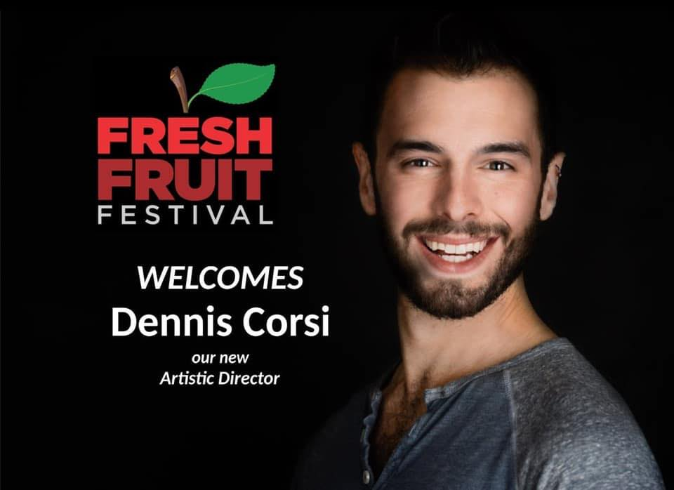 Theatre Alum Named Artistic Director of NYC Fresh Fruit Festival