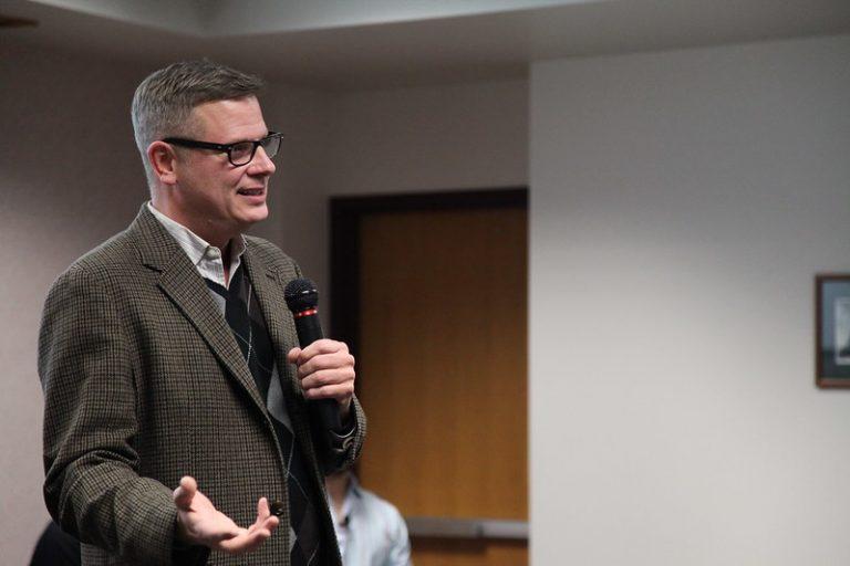 Rob Roznowski to Receive Two All-University Awards