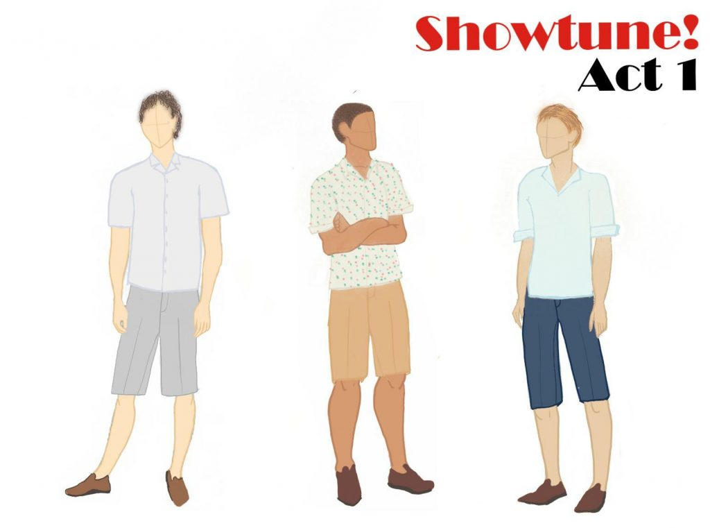 Showtune Act 1-dudes