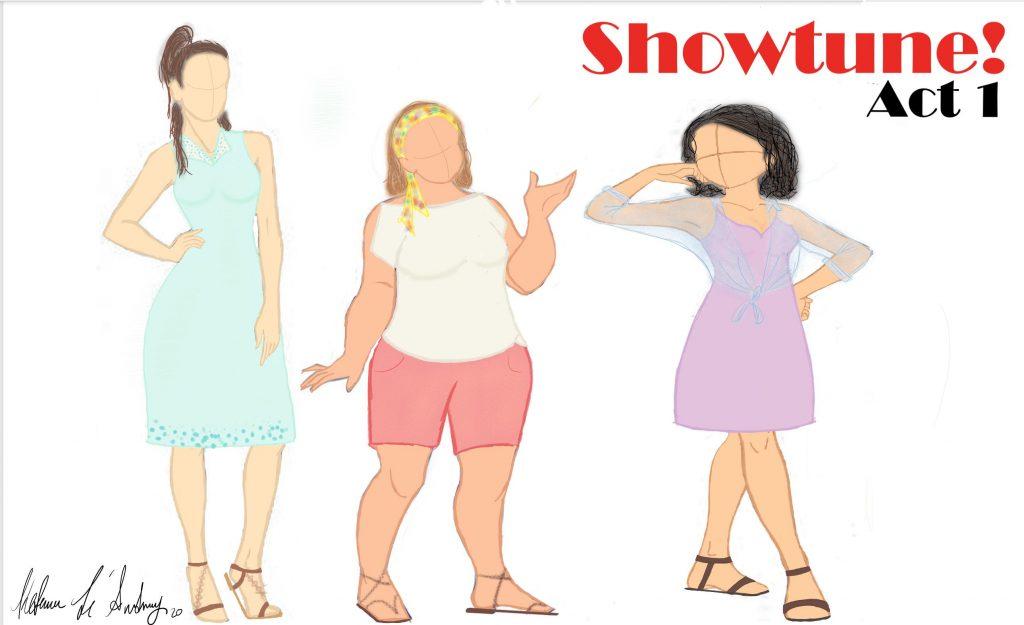 Showtune Act 1-ladies