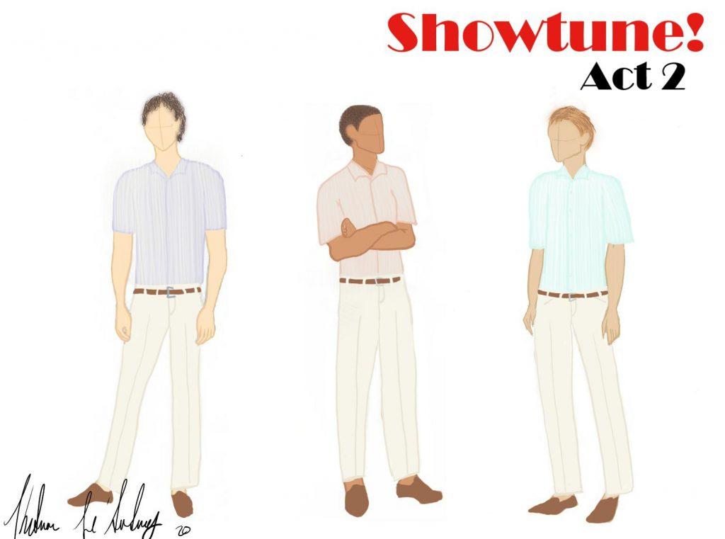 Showtune Act 2- dudes