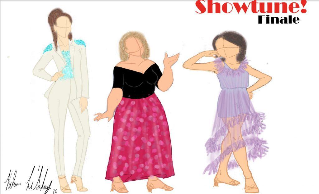 Showtune Act 3- ladies