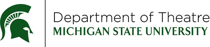 Michigan State University Department of Theatre Logo